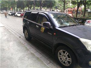 哈佛h3硬派SUV