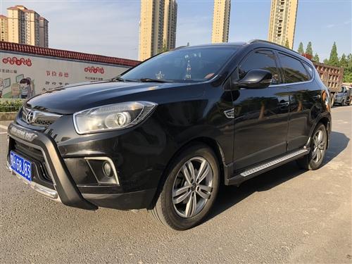 出售江淮S5越野車