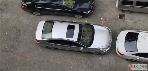 转让银色轿车