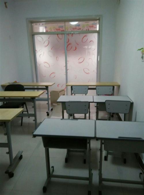 輔導班課桌椅轉讓