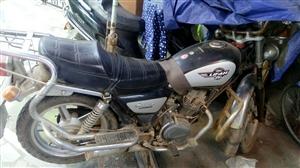 本人因在外工作,摩托车基本上没有骑,现想低价出售,车子是力帆125-B太子式摩托车,车子比较好骑,重...