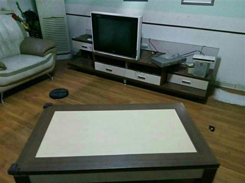 电视柜茶几便宜出售