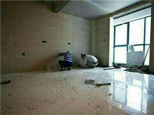 凌師專業貼瓷磚,高端家裝服務