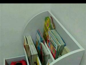 儿童书柜玩具图书收纳柜