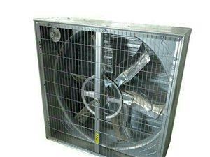 廠房直銷溫室大棚,工廠車間通風降溫排風機濕簾