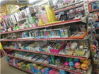 文体,玩具,精品货架