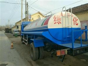 出租12吨大型洒水车