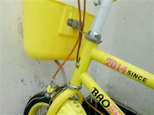 八成新12寸儿童自行车??
