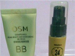 欧诗漫bb霜和泰国mistine24小时不脱粉底液