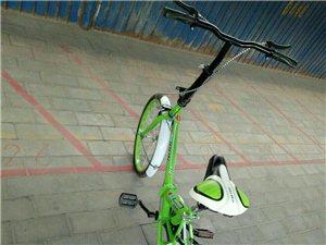 急售折叠自行车,价格好商量,有意者联系