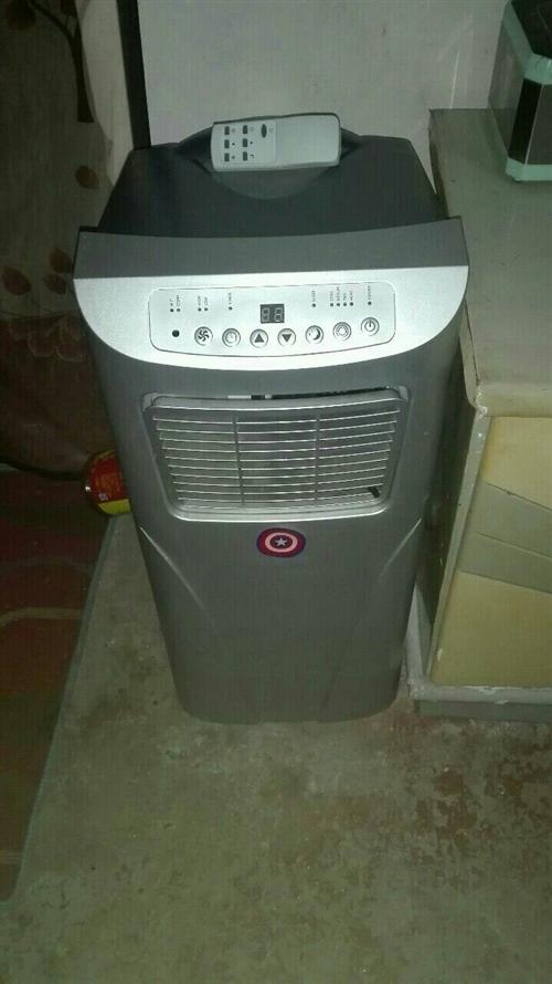 壓縮機制冷制熱兩用移動空調