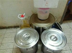 出售闲置汤桶三个