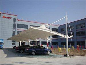 上海廠家直銷各種停車棚 遮陽棚