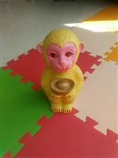 全新小猴子存钱罐