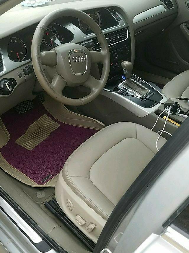 出售09年奧迪A4l2.0T車況完美車子非常新