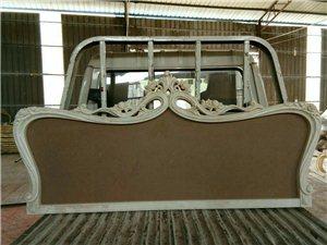 長期大量供應各種款式塑鋼床頭床尾