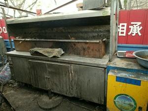 二手烧烤车出售