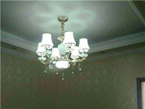 出售各种灯饰,以及安装换新服务