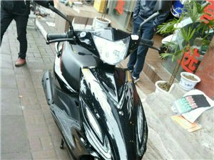 长期超低价出售全新踏板车价格美丽质量好
