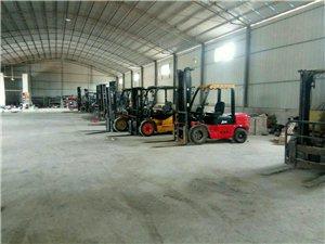 郑州出售二手叉车