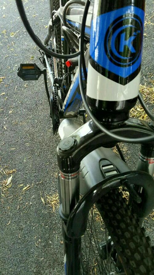 95全新变速自行车