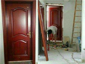 专业装门!门窗安装!水电安装!