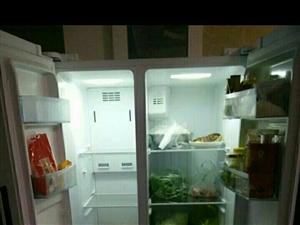 处理全新家用冰箱