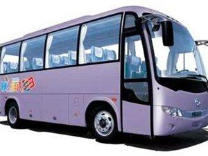 旅游大巴中巴55/35座包车出租全省联网服务