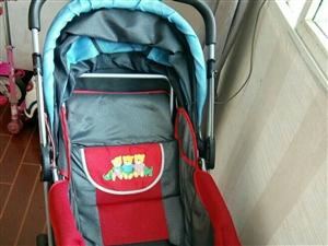 7成新婴儿推车低价出售