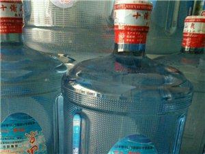 十谢山泉桶装水配送