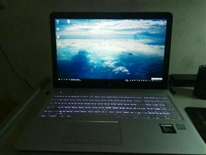 惠普9.9成新办公笔记本出售