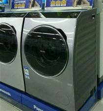 血泪转让!全新松下滚筒洗衣机,未提货