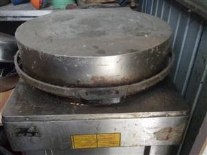 出售:九成新烙饼炉,两个,用了3个月。