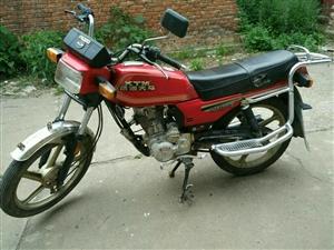 广州天马125摩托车