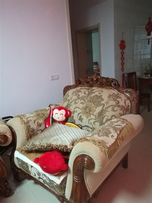 一组沙发,质量好