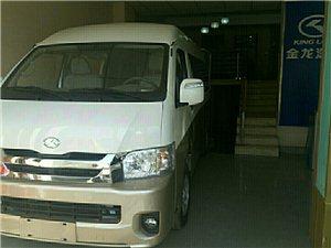 金龙大海狮18座商务车2.8T