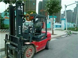 鄭州回收叉車