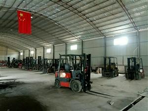 郑州回收叉车
