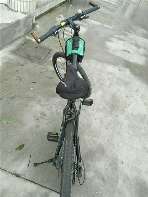 转让九成新山地单车