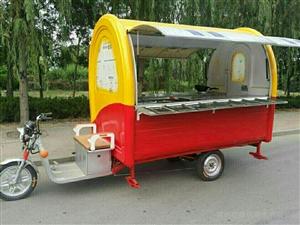 出售三轮小吃车一辆,有需要的老板,可以来看看