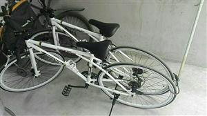 全新自行车买来三天现在处理卖