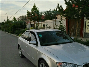 个人奥迪A42.0t出售或置换