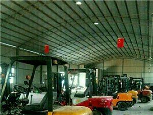 郑州回收旧叉车