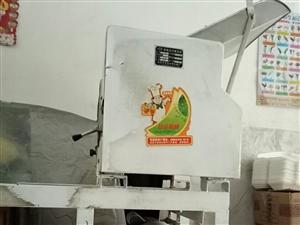 出售压面机和拌面机,型号MT-125‖