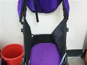 双胞胎婴儿推车可拆分轻便折叠可坐躺避震三轮