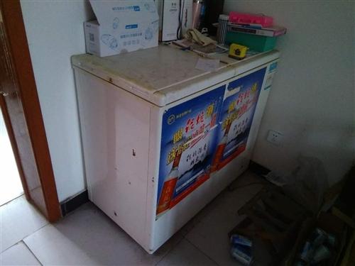 冰柜诚心出售