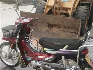 钱江正品弯梁两轮摩托车