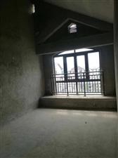 嘉华城电梯洋房送露台,3室可改4室,喊价51万