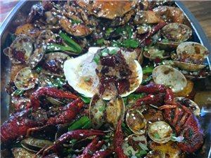 海鮮,火鍋,燒烤