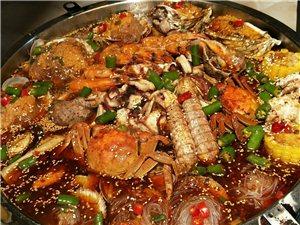 海鮮火鍋,爆炒海鮮